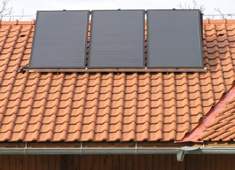 Опорная конструкция под солнечные коллекторы