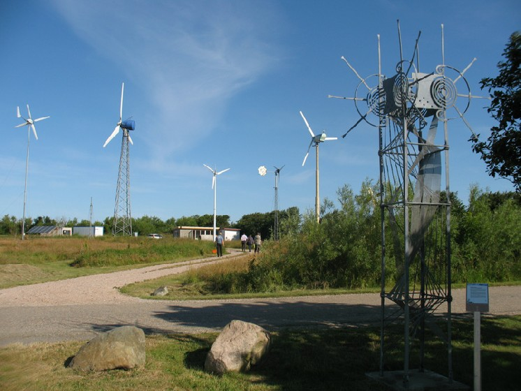 Опыт Дании и Норвегии по внедрению технологий на ВИЭ 20